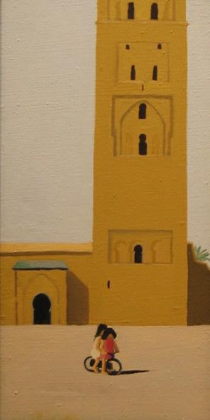 Koutoubia - Marrakesh - 10x20