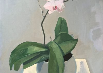 Orchid 18x24