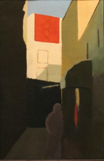 Red Carpet - Dark Alley - 12x18