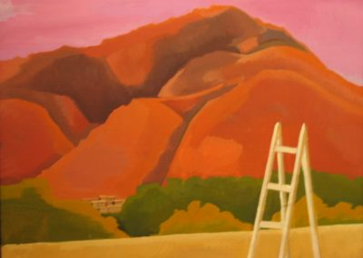 Red Mountain 36x30