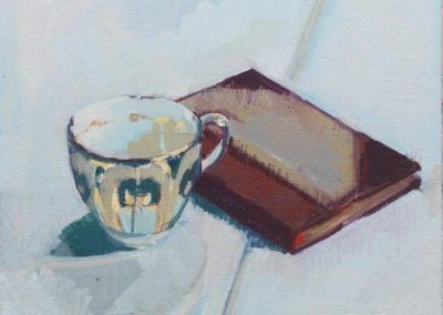 Tea and Tennyson